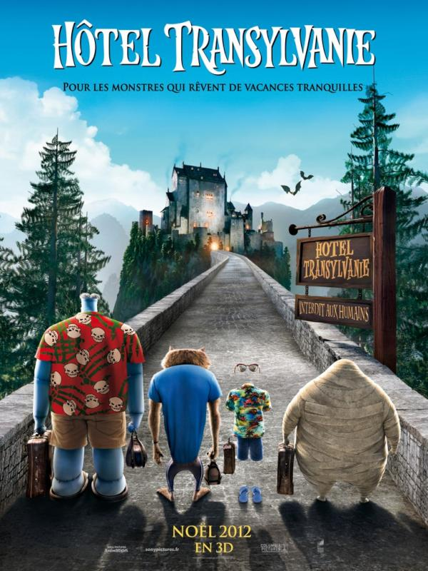 HOTEL TRANSYLVANIA - Sony Pictures - le 13 février 2013 - Htrans10