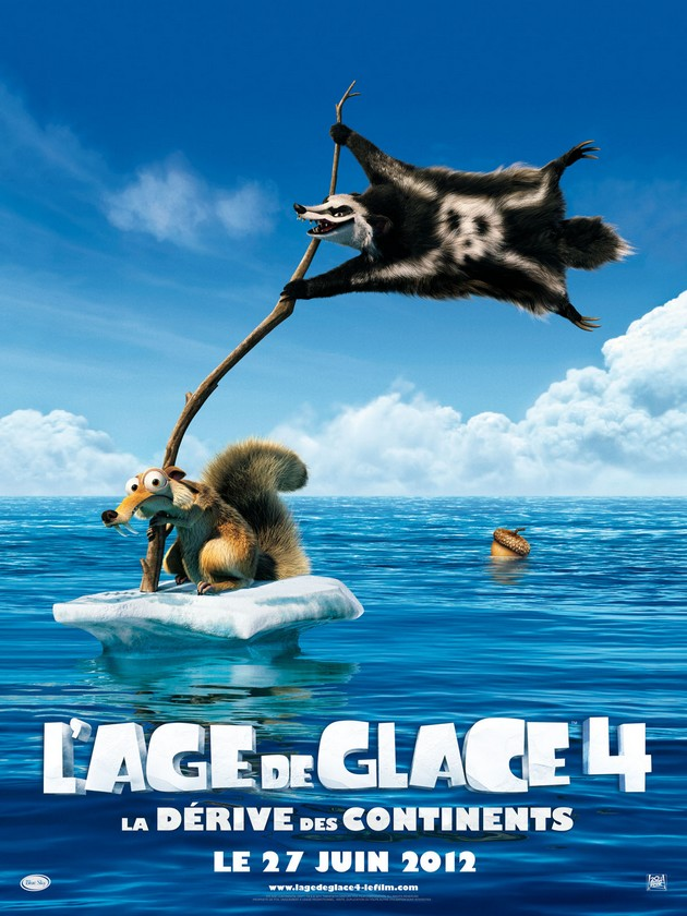 ICE AGE CONTINENTAL DRIFT (4)- Blue Sky/Fox - 27 juin 2012 - Iceage10