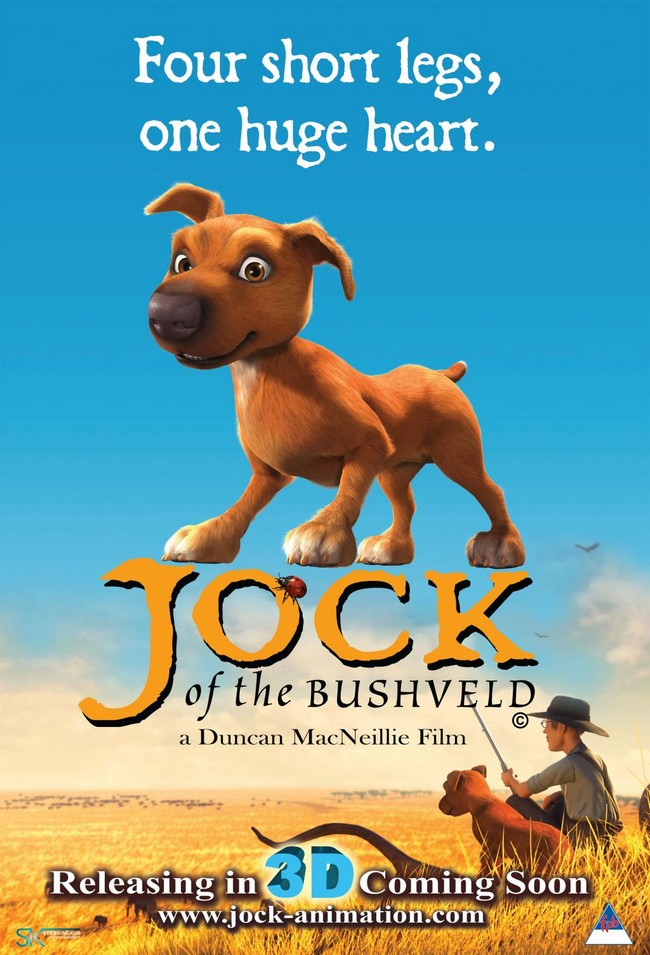 JOCK OF THE BUSHVELD - Afrique du sud - 29 juillet 2011 - Jock_a10