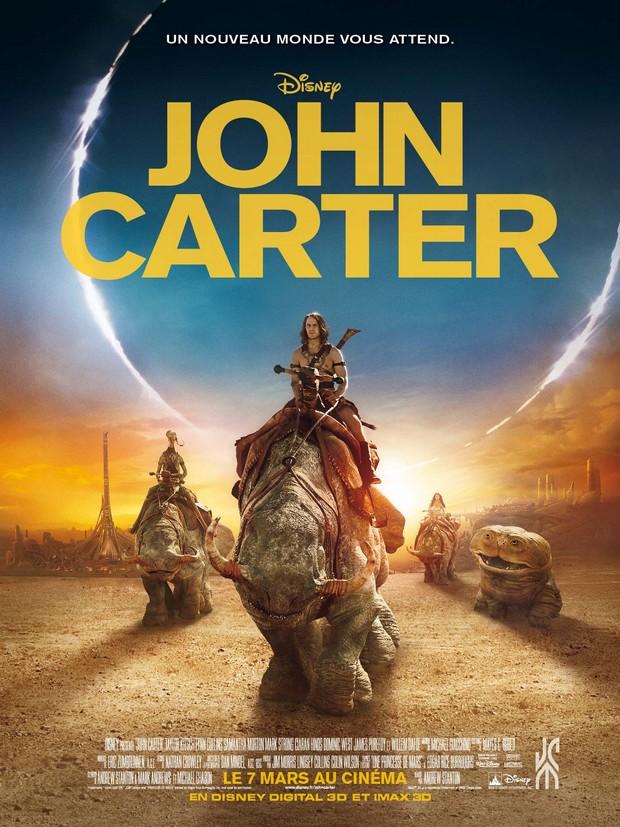 JOHN CARTER OF MARS - Disney - 09 mars 2012 - Johnca10