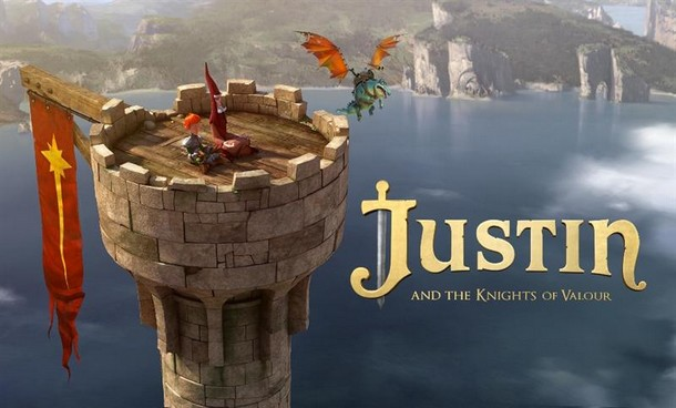 JUSTIN AND THE KNIGHTS OF VALOUR - Kandor - ES: 20 Sept 2013 Justin16