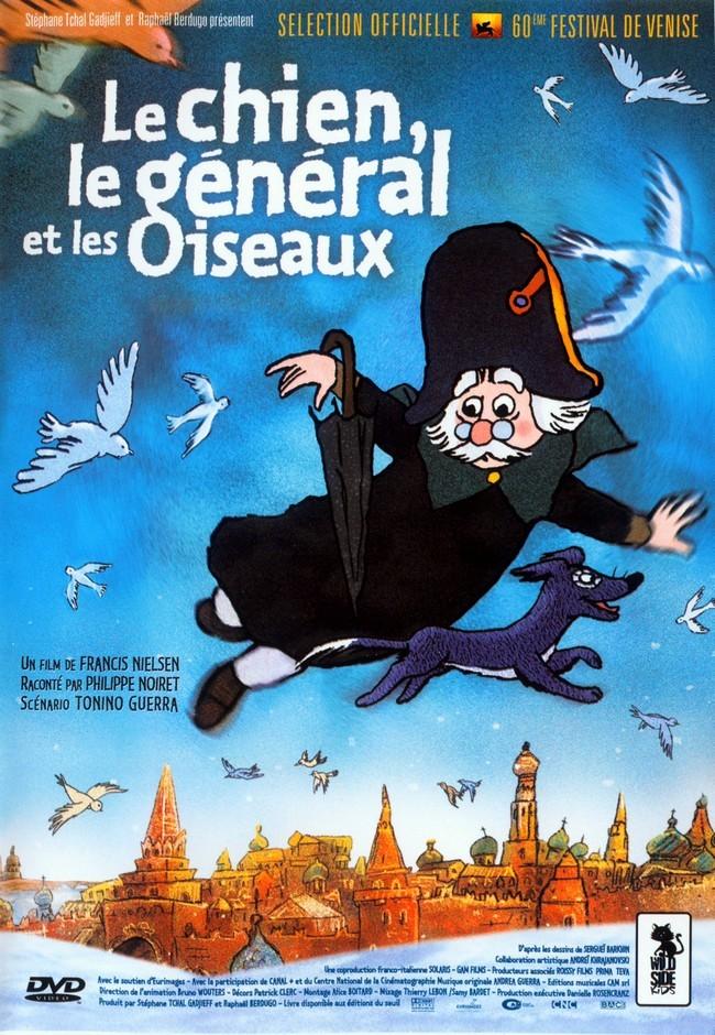 LE CHIEN, LE GENERAL, ET LES OISEAUX - 22 octobre 2003  Le_chi10