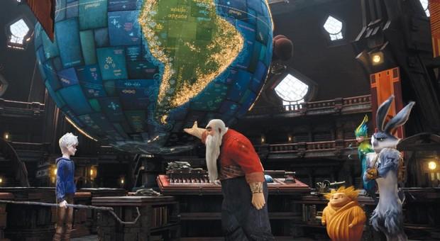 RISE OF THE GUARDIANS - DreamWorks - 21 Novembre 2012 - Les5le11