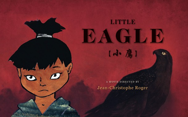 PETIT AIGLE - Les films du Poisson Rouge - France/Chine Little18