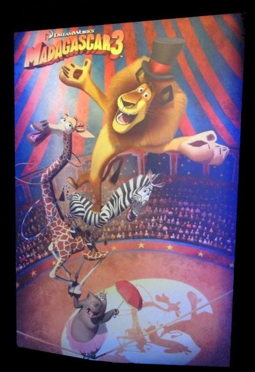 MADAGASCAR 3 - DreamWorks - le 8 juin 2012 - Madaga10