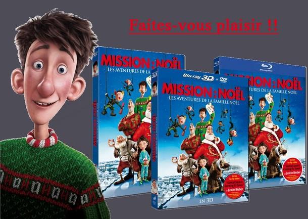 ARTHUR CHRISTMAS - Aardman/Sony - 23 Novembre 2011 - Missio15