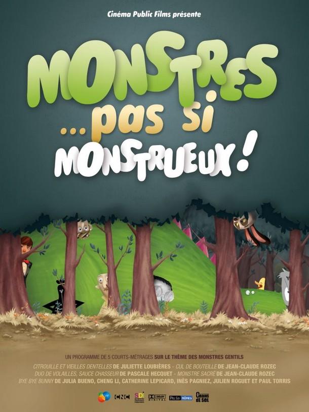 MONSTRES... PAS SI MONSTRUEUX - CPF - 20 février 2013 Monstr13