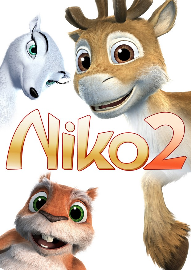 NIKO LE PETIT RENNE 2 - Finlande - 28 novembre 2012 -  Niko2_10