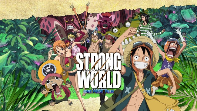 ONE PIECE : STRONG WORLD - Japon - 31 Aout 2011 One-pi11