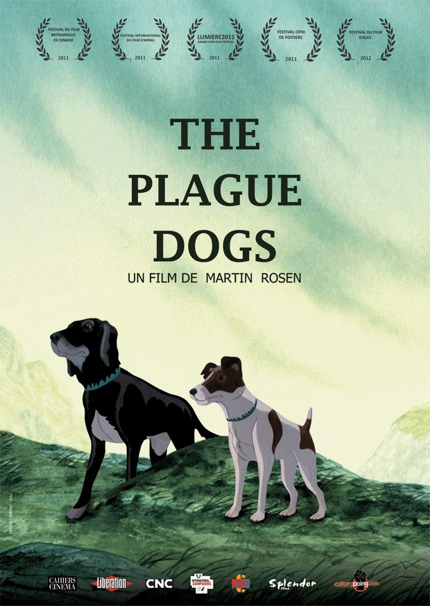 THE PLAGUE DOGS - Nepenthe Productions - 1982 Petite11