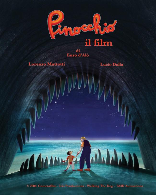 PINOCCHIO - Co-production Européenne - 20 février 2013 Pinocc10