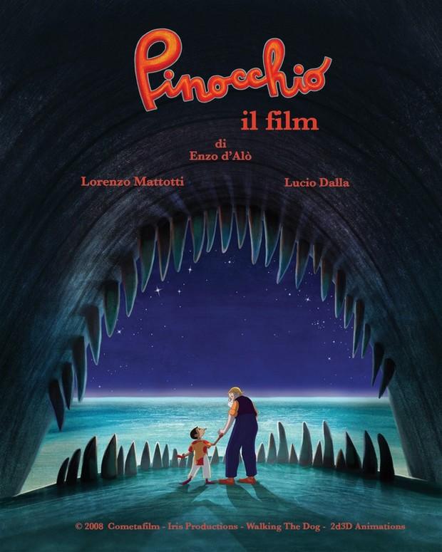 PINOCCHIO - Co-production Européenne - 20 février 2013 Pinocc15
