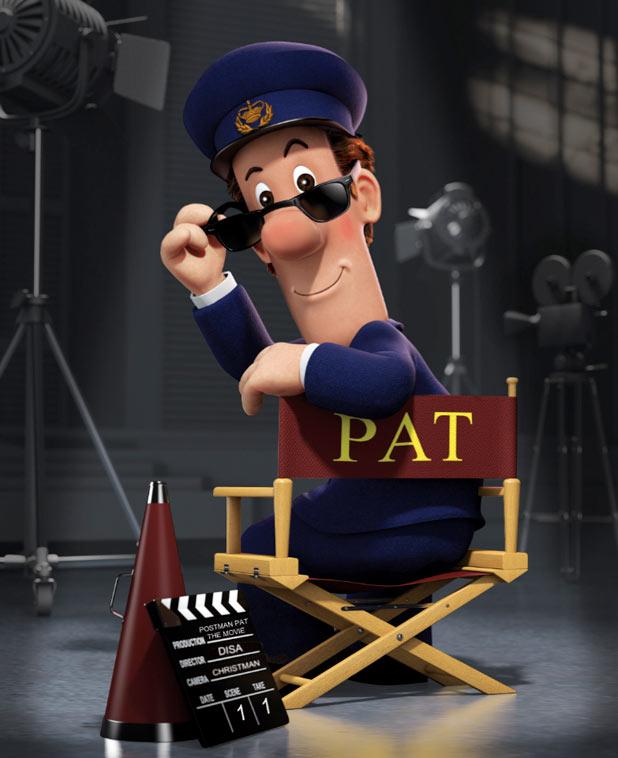 POSTMAN PAT : THE MOVIE - UK : 23 mai 2014  Postma10