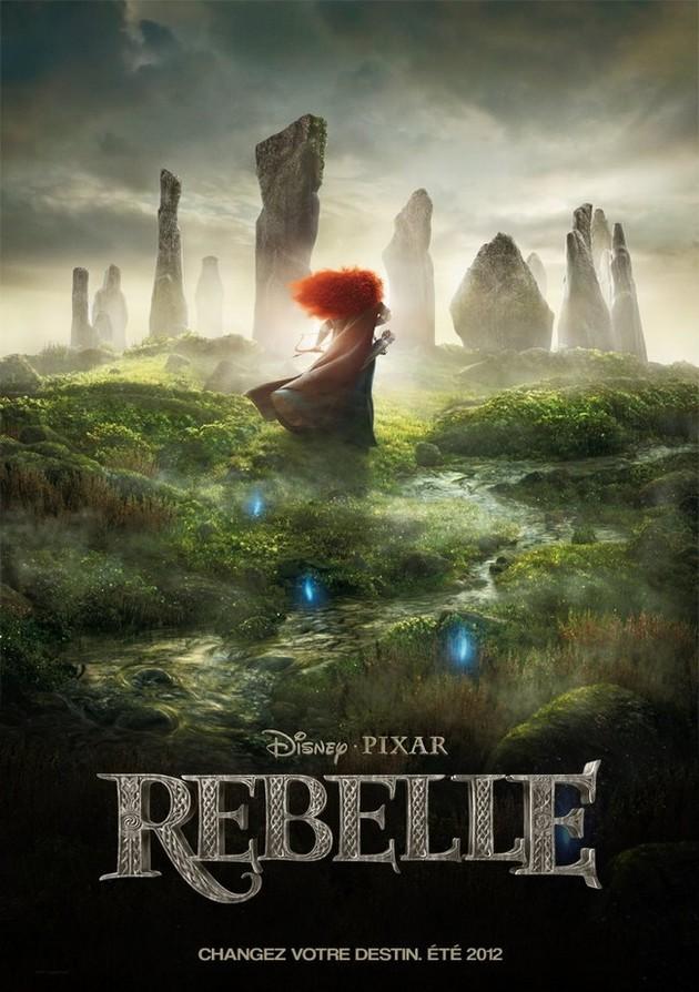 BRAVE - Pixar-Disney - le 15 juin 2012 - Rebell11
