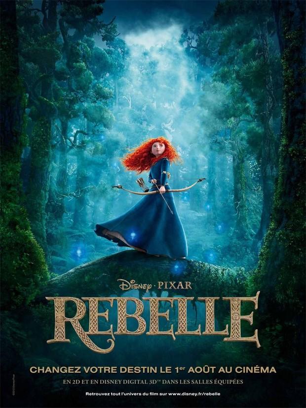 BRAVE - Pixar-Disney - le 15 juin 2012 - Rebell12