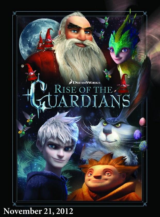 RISE OF THE GUARDIANS - DreamWorks - 21 Novembre 2012 - Riseof10