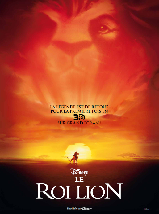 1994 - LE ROI LION 3D - Disney - ressortie 11 avril 2012 Roilio10