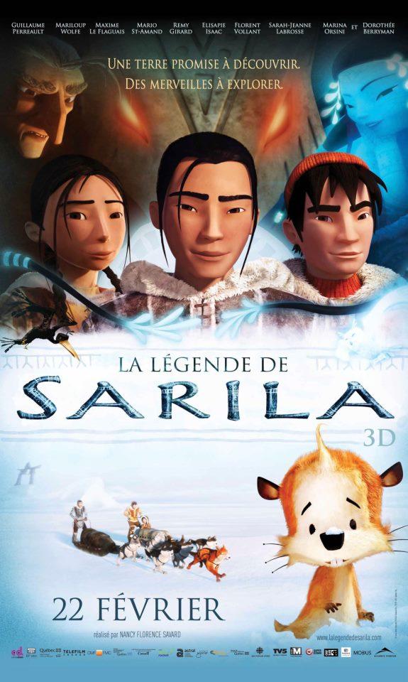 LA LEGENDE DE SARILA - Canada - Modus FX - 22 Février 2013 - Sarila14