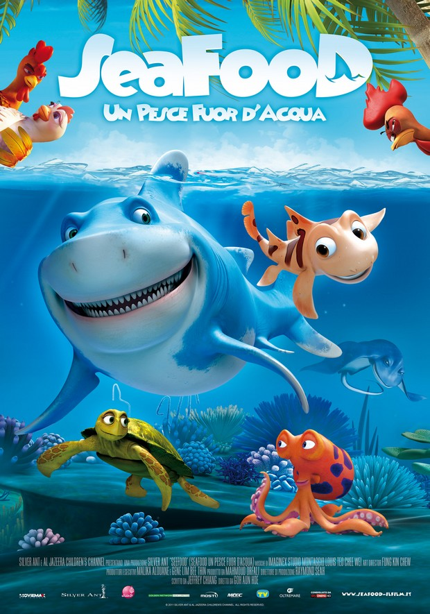 SEEFOOD - THE MOVIE - Malaisie - Silver Ant - 06 mars 2012 Seafoo10