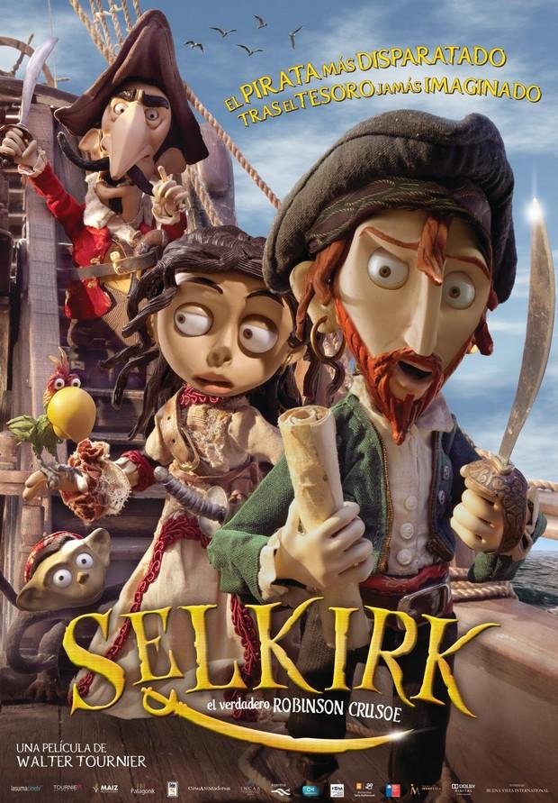 SELKIRK, LE VERITABLE ROBINSON CRUSOE - 03 février 2012 Selkir10