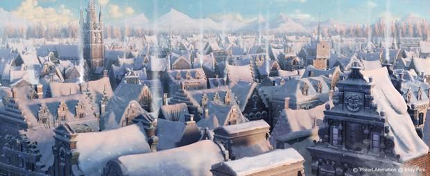 THE SNOW QUEEN - 3D - Wizart Animation - 31 décembre 2012 Snowqu10