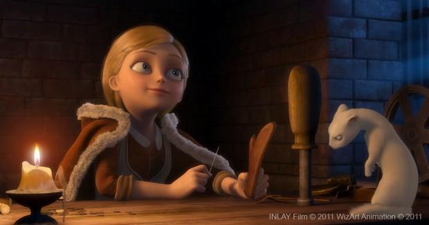 THE SNOW QUEEN - 3D - Wizart Animation - 31 décembre 2012 Snowqu11