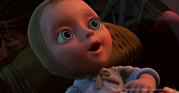 THE SNOW QUEEN - 3D - Wizart Animation - 31 décembre 2012 Snowqu13