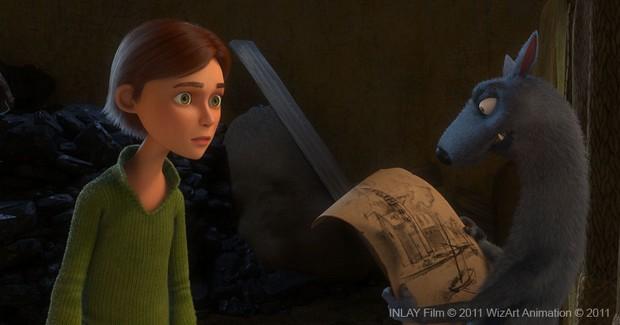 THE SNOW QUEEN - 3D - Wizart Animation - 31 décembre 2012 Snowqu14