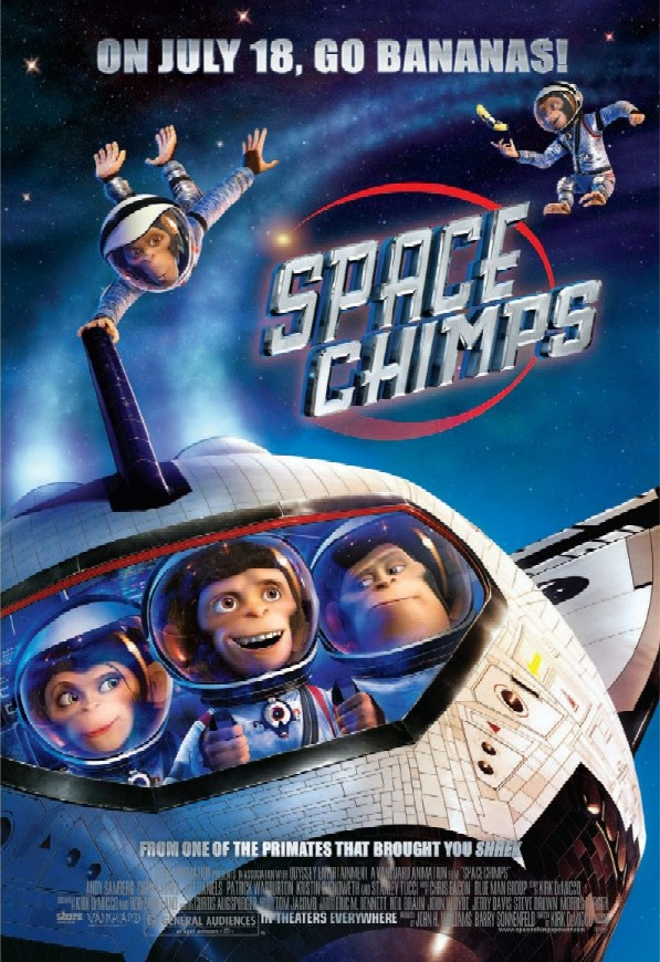 SPACE CHIMPS - 2008 - Spacec11