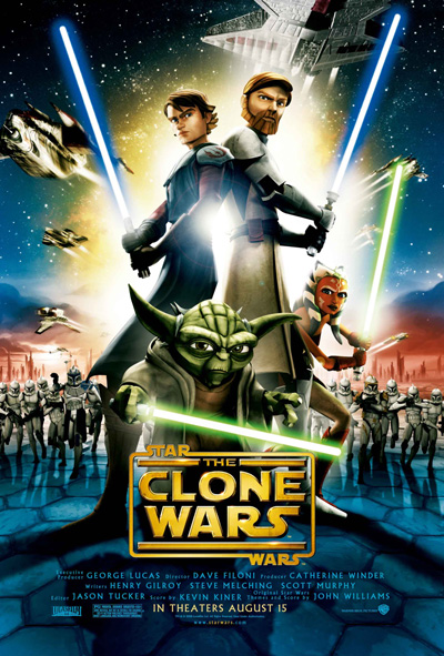 STAR WARS: THE CLONES WARS - Aout 2008 - Starwa10