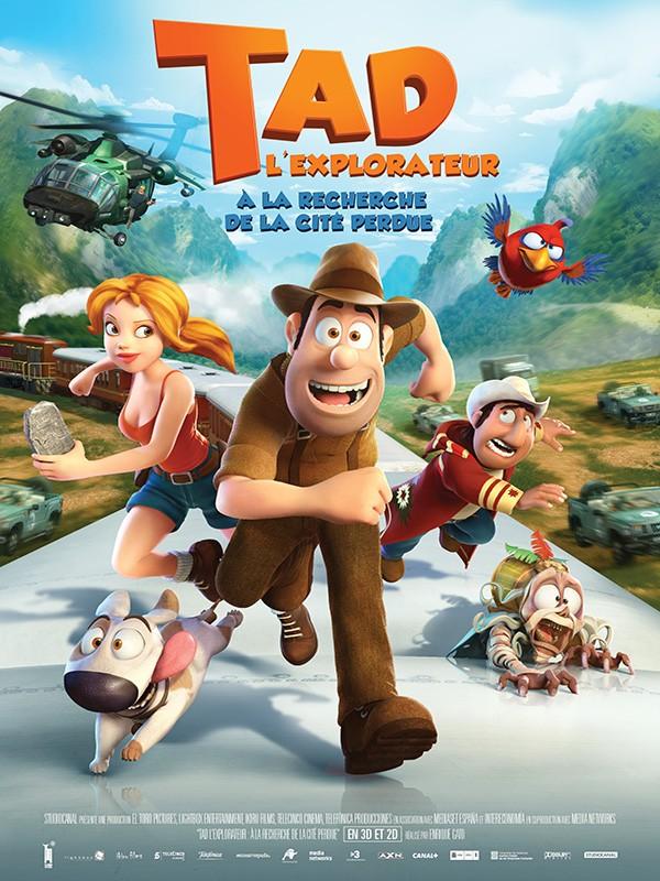 TAD THE LOST EXPLORER 3D - Warner Bros Spain - 31 Aout 2012 Tad_af10