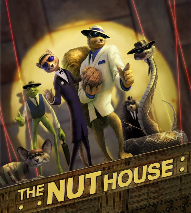 THE NUT HOUSE - Vanguard/Arc - en production en 2012 The-nu10