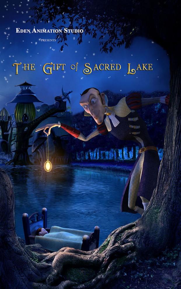 THE GIFT OF SACRED LAKE - Inde - Eden Animation Studio The_gi10