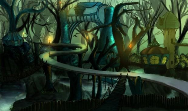 THE GIFT OF SACRED LAKE - Inde - Eden Animation Studio The_gi11