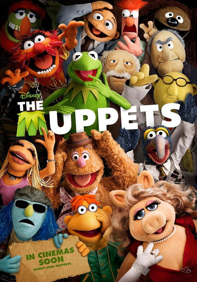 THE MUPPETS - THE MOVIE - Walt Disney - 23 novembre 2011 The_mu10