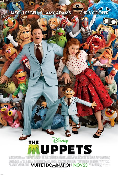 THE MUPPETS - THE MOVIE - Walt Disney - 23 novembre 2011 The_mu11