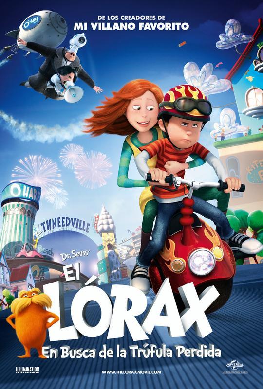 THE LORAX - Universal/Illumination  02 MARS 2012 - Thelor10