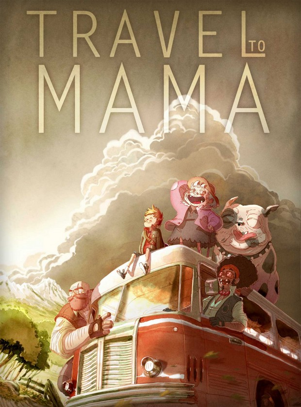 TRAVEL TO MAMA - Dandeloo/2minutes - En cours   Travel10