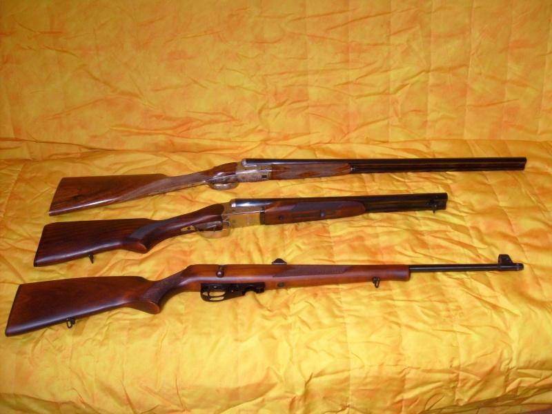 Mes armes longues S6300111