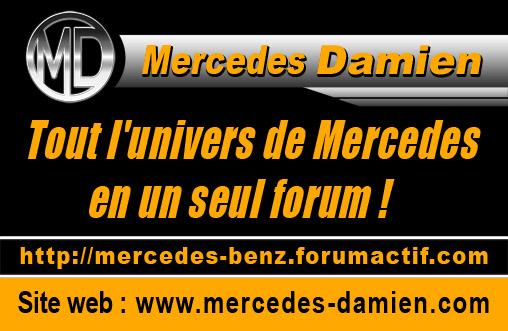 Bannieres Mercedes-Damien.com Encart10