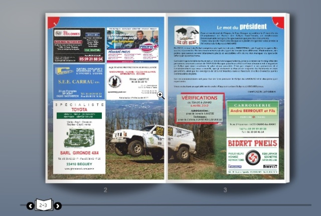 LABOURD 2012 - Plan des ES & Magazine du Rallye Version Web Vignet10
