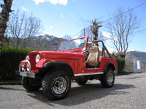 Jeep CJ7: différences entre versions Sign10