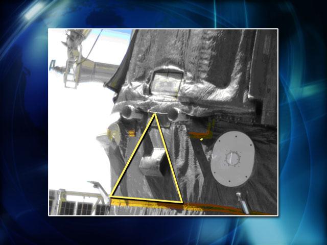 EVA du 10 juillet (récupération d'un boulon explosif sur Soyouz) - Page 2 25756410