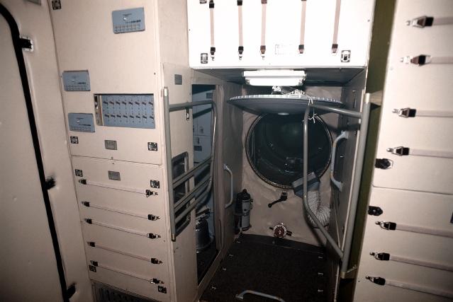 WC en panne sur l'ISS Jsc20010