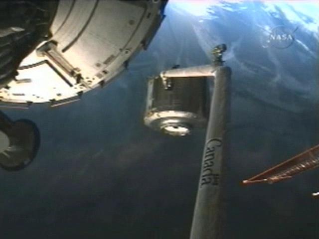 [STS123] EVA1 Vlcsna28