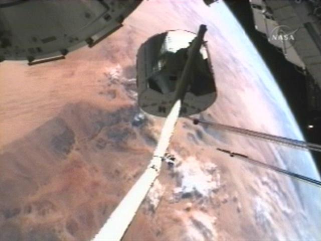 [STS123] EVA1 Vlcsna29