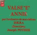 """Discogr. de l'Orchestre de Mandolines """" ISKRA """" Valse_10"""