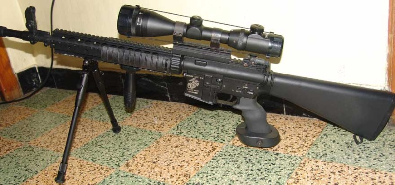 Ma M4version sniping Mk1210