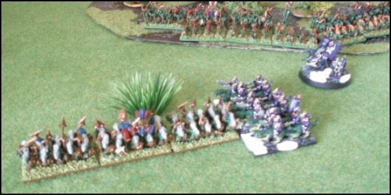 Elfes Noirs vs Hommes-Lézards - 3000/1500 points 20080525