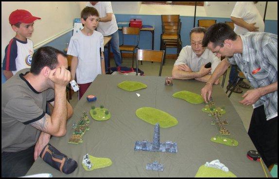 [LYON] Journée Warmaster au Tournoi du Club Achille 20080619
